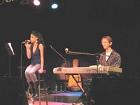 Sabrina Correa and Ian Bartczak - Acoustic Nights 1