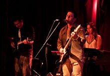 Jimmy  Khayata, Melina Soochan and Jonathan Rosner - 2012 Acoustic Nights Gala