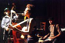 Athena Holmes and Band - Acoustic Nights 3
