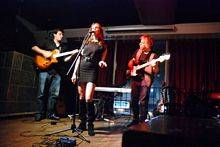 Kristen Bussandri and Band - Acoustic Nights 3