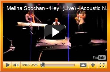 Melina Soochan at Acoustic Nights 7