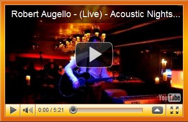 Robert Augello at Acoustic Nights 6