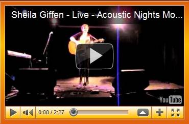 Sheila Giffen at Acoustic Nights 7