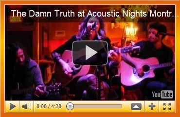 The Damn Truth at Acoustic Nights 6