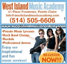 West Island Music Academy
